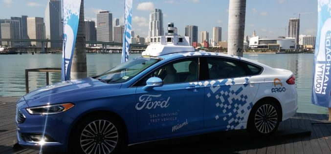 Miami se moverá con la tecnología Ford