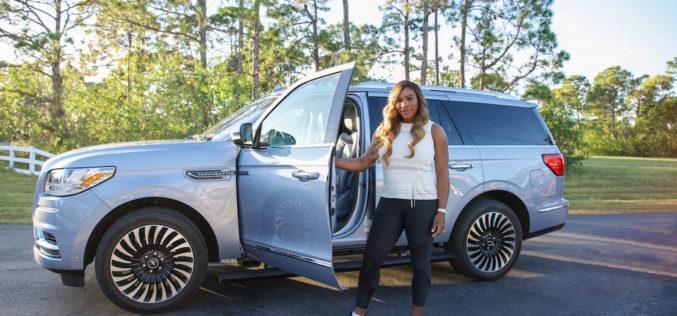 Lincoln agrega más estrellas a sus anuncios con la tenista Serena Williams