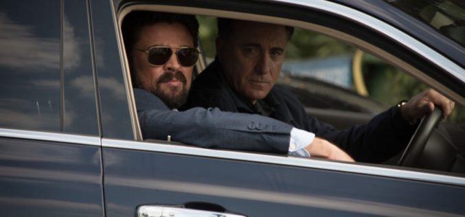 Karl Urban, Sofía Vergara y Andy García protagonizan Bent. ¡Mira el tráiler!