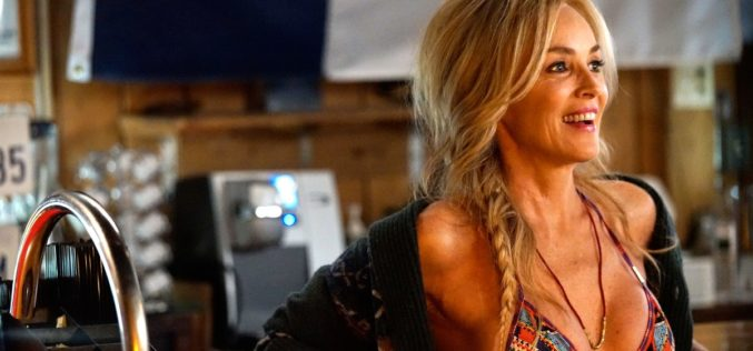 "Sharon Stone: sensacional en el tráiler de ""All I wish"""