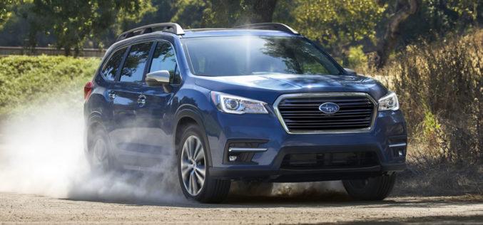 El nuevo Subaru Ascent: una fuerte apuesta de la automotriz nipona