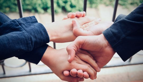 La cultura, una mano humanitaria
