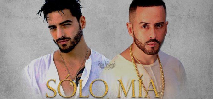"""Yandel presenta video oficial de """"Sólo mía"""" junto a Maluma"""