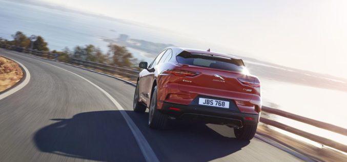 Jaguar presentó el eléctrico I-Pace