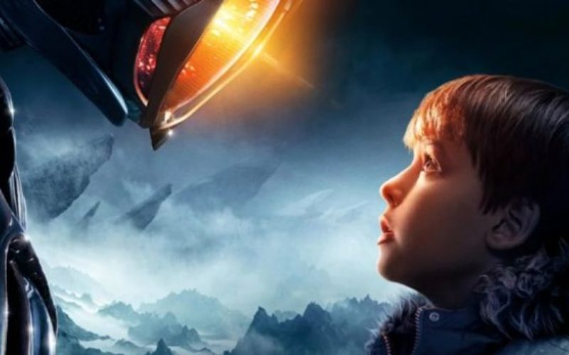 """Netflix presenta el trailer de """"Perdidos en el espacio"""""""