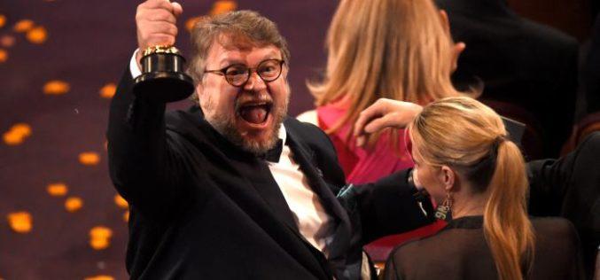 """Premios Oscar con sello latino: Guillermo del Toro triunfó con """"The Shape of Water"""""""