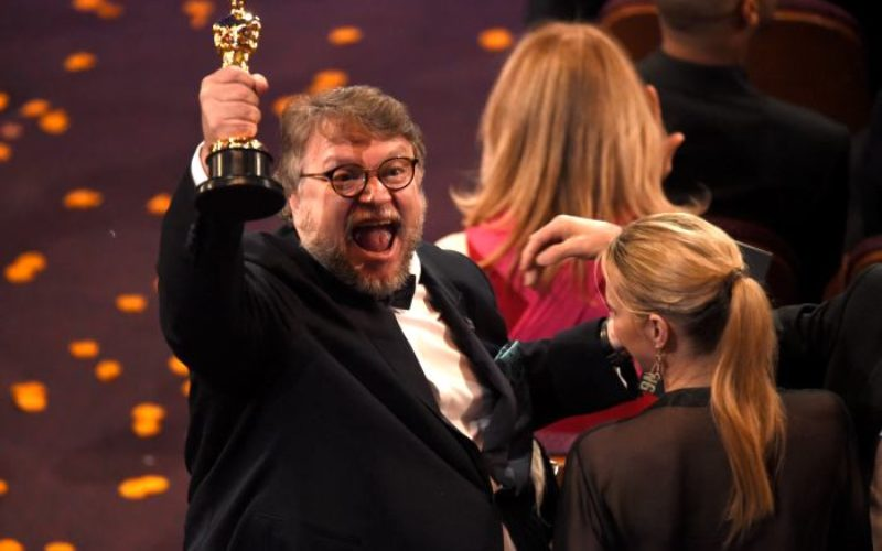 "Premios Oscar con sello latino: Guillermo del Toro triunfó con ""The Shape of Water"""