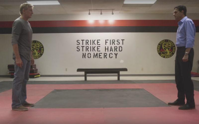 Cobra Kai: la historia de The Karate Kid continúa