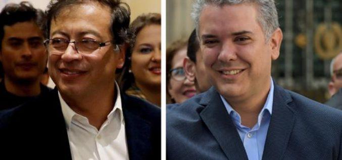 Desideratum: Iván Duque y Gustavo Petro
