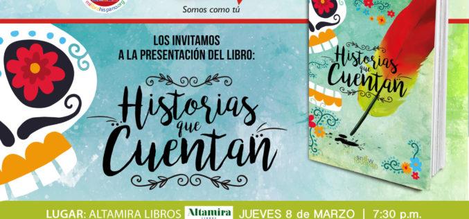 """La Nota Latina e Hispanic Heritage Literature presentan el libro """"Historias que cuentan"""""""