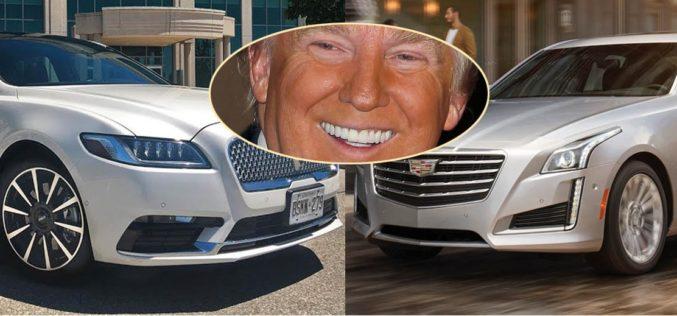 Lincoln y Cadillac pudieran favorecerse con medida de la administración Trump