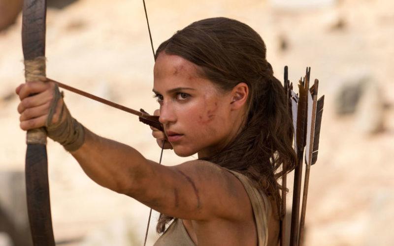 Alicia Vikander es Lara Croft en la nueva Tomb Raider
