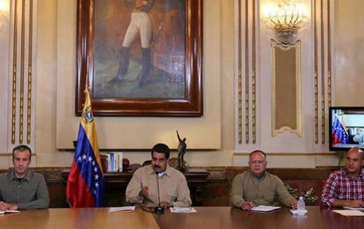 Colombia y EE.UU. crean grupo para prevenir casos de corrupción en Venezuela
