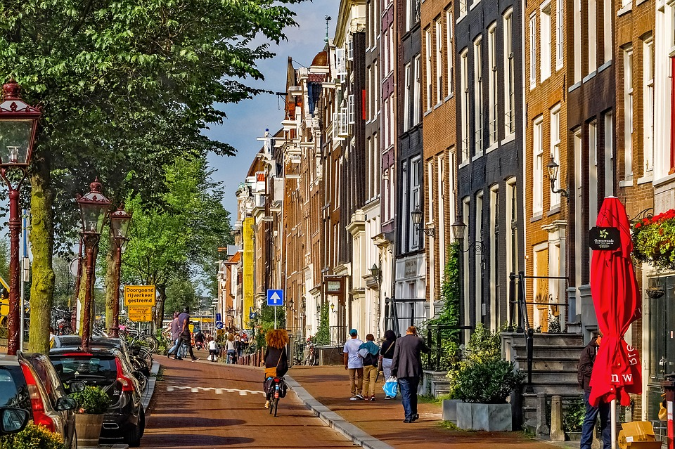 Ámsterdam, una ciudad entre canales