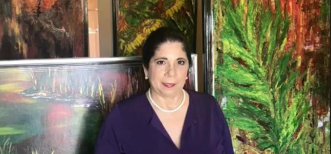 """Rosa G. Landáez: """"Me encanta que mis obras sean disfrutadas"""""""