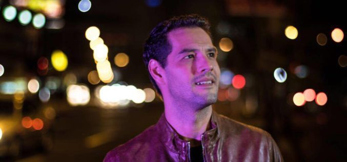 """Rodrigo Ugarte: """"el arte es todo para mí"""""""
