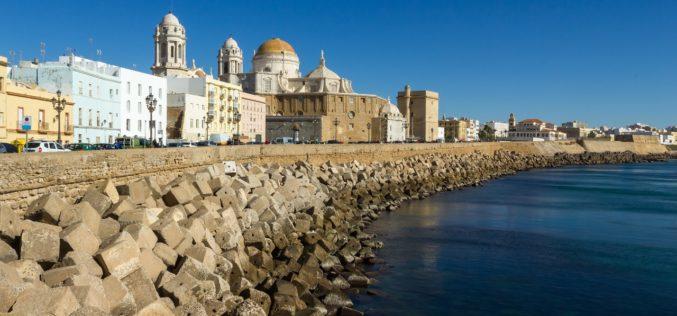 Cádiz: una tacita de plata