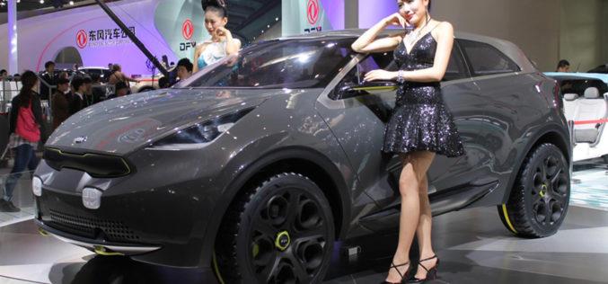 Auto Show de Beijing abre al público con varias sorpresas