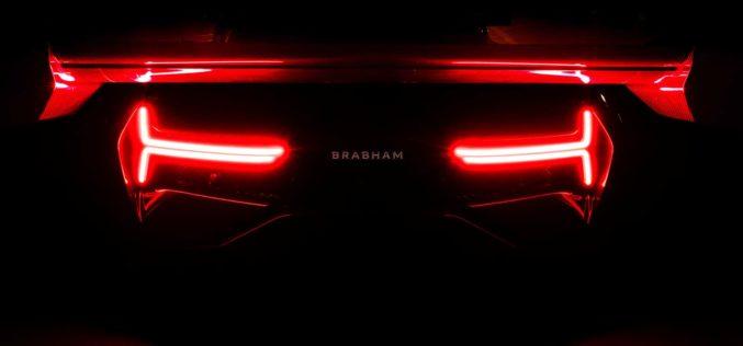 Brabham dará a conocer el 2 de mayo su primer súper auto BT62