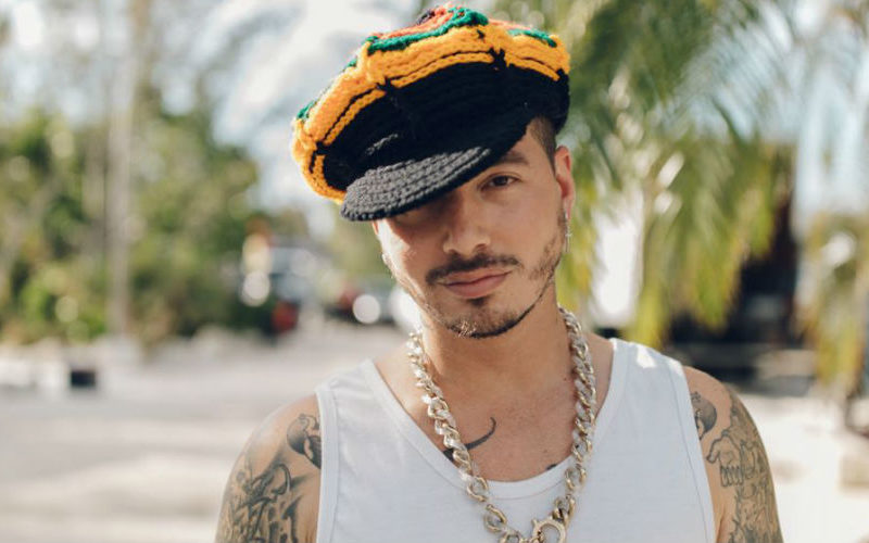 "J Balvin lanza el single ""Ambiente"""