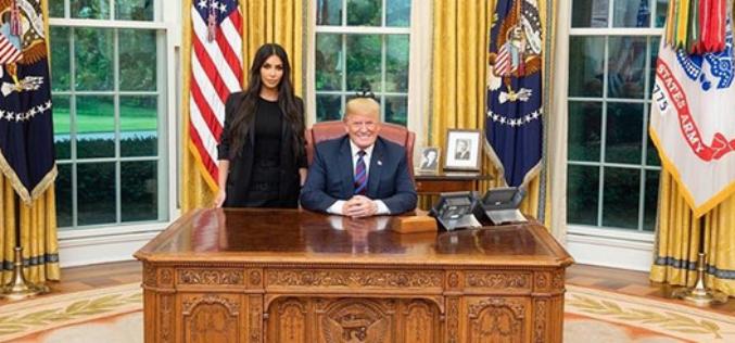 ¿Por qué Kim Kardashian habló con el presidente Trump sobre la reforma penitenciaria?