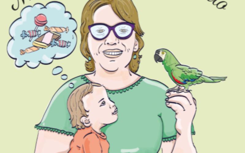 Mi Abuela huele a Caramelo: cuando los nietos inspiran