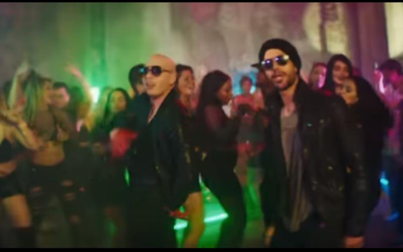 """Enrique Iglesias estrena video """"Move To Miami"""" junto a Pitbull"""