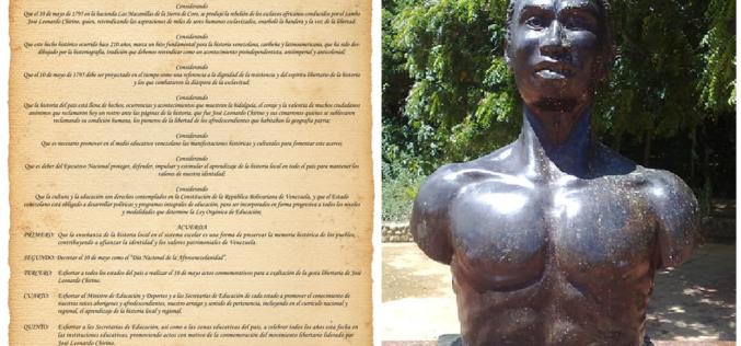 ¿Qué significa el Día de la Afrovenezolanidad?