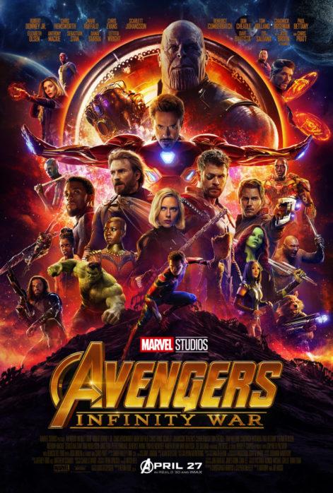 Avengers:Infiity War, ¿es apropiada para niños?