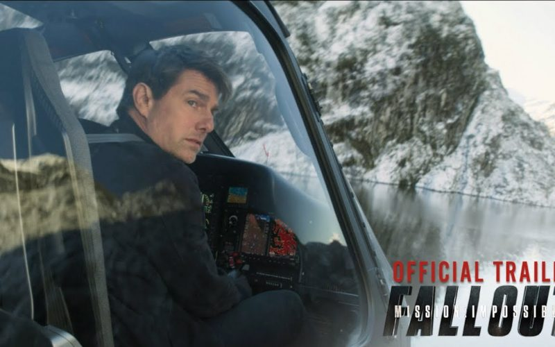Mission Impossible-Fallout estrena tráiler