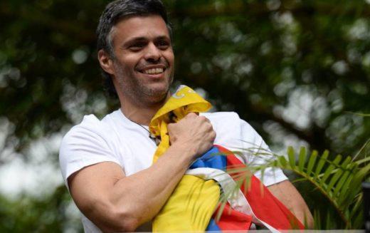 Postulan a Leopoldo López al Premio Nobel de la Paz