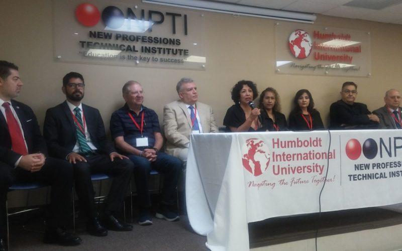 Humboldt International University y universidades de México se unen para Innovar