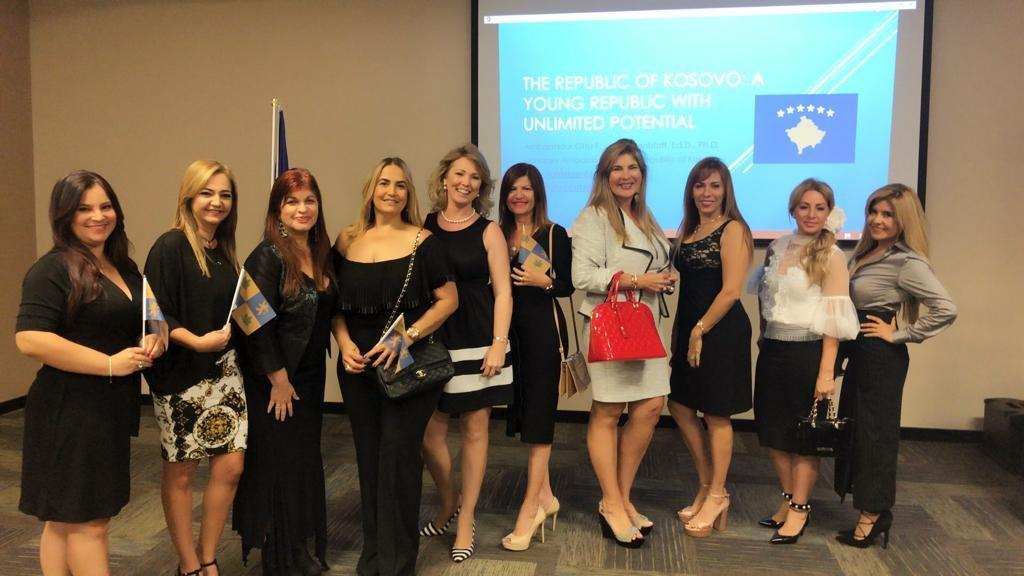 República de Kosovo fue presentada en Miami