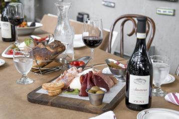 NI.DO CAFFE E RISTORANTE: Auténtica comida italiana en Miami