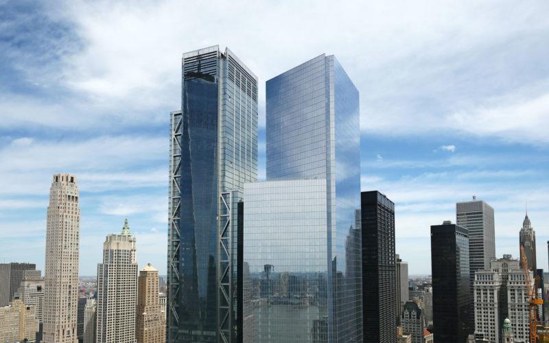 El World Trade Center cuenta con un nuevo rascacielos