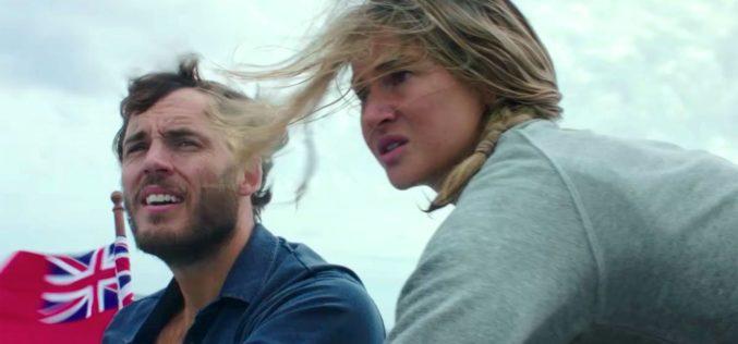 Shailene Woodley y Sam Claflin protagonizan Adrift