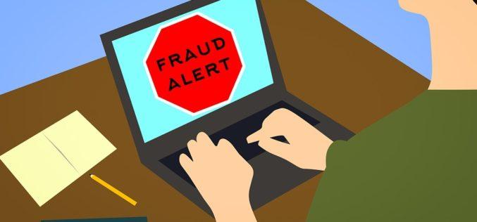 ¿Cómo evitar el robo de identidad por medio de una alerta de seguridad?