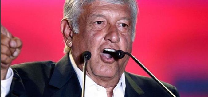 Donald Trump saludó a López Obrador por el triunfo electoral en México