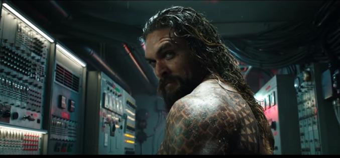 Aquaman, el Rey del Atlantis regresa con su propio filme