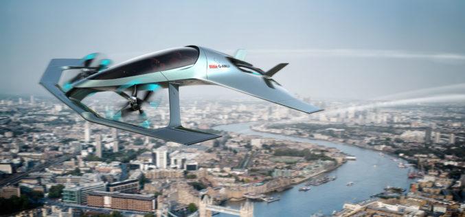 ¿Por qué Aston Martin quiere tener su propio carro volador?