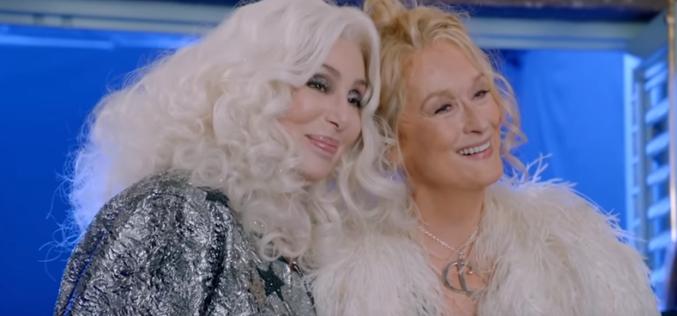 """Mamma Mia! Here We Go Again"" se estrena en Londres"