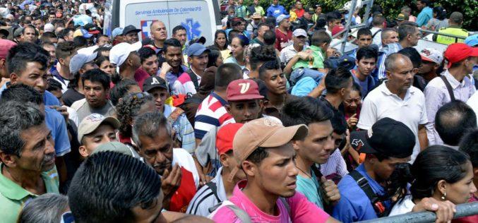 Estados Unidos aumentará apoyo económico de naciones que reciben a migrantes venezolanos