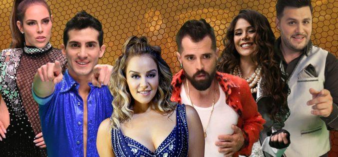 """Rosie Rivera, Mike Bahía y Greeicy Rendón se integran a """"Mira Quién Baila"""""""