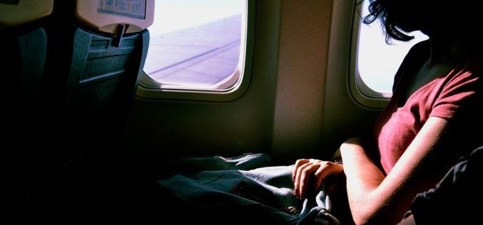 """¿Cómo se aplica el programa """"Cielos tranquilos"""" en un vuelo nacional en EE.UU.?"""