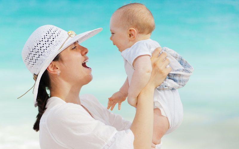 La alegría en nuestros hijos: cómo estimularla