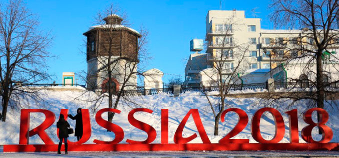 Rusia 2018: casos de acoso sexista superan a los incidentes racistas