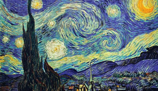 ¿Qué relación hay entre una pintura de Van Gogh y una casa de Mount Dora en Florida?