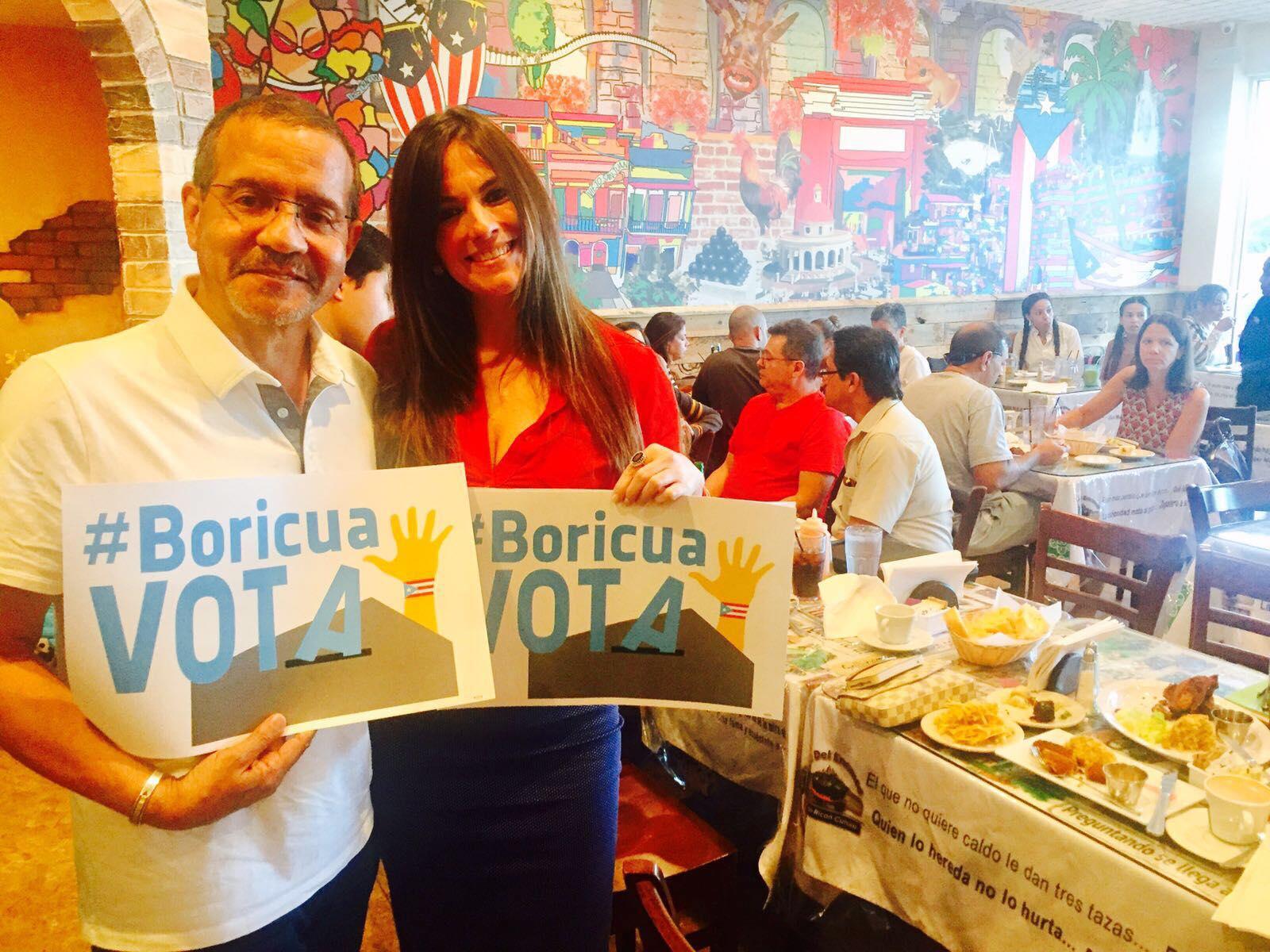 """Elizabeth Rodríguez: """"Estoy orgullosa de representar a la comunidad puertorriqueña en el Sur de la Florida"""""""