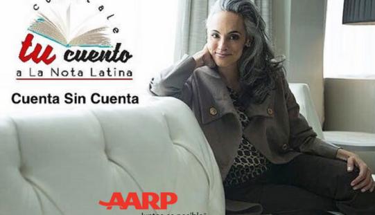 """AARP promueve la escritura creativa para """"Cincuentañeros"""""""