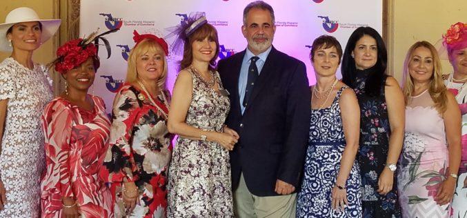 Mujeres Legendarias de Ford presentes en el Executive Women's Roundtable